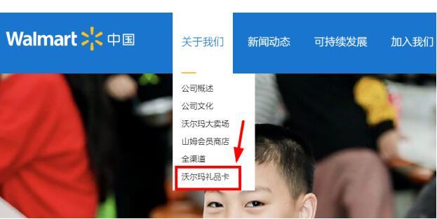 登录沃尔玛中国官方网站